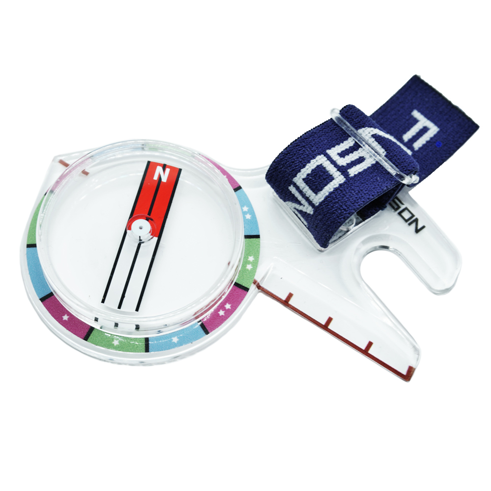 FRENSON X-FOREST COLORS orienteering compass