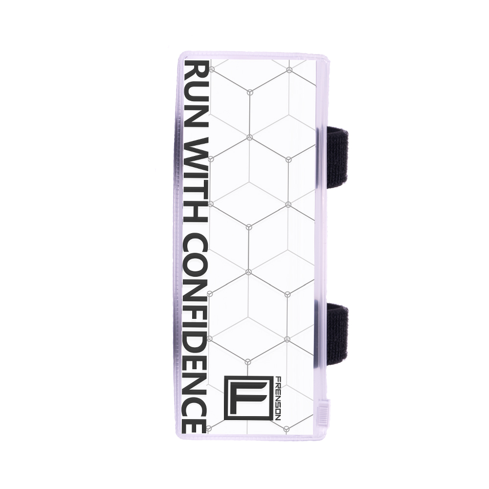 F-SERIES White description holder, large