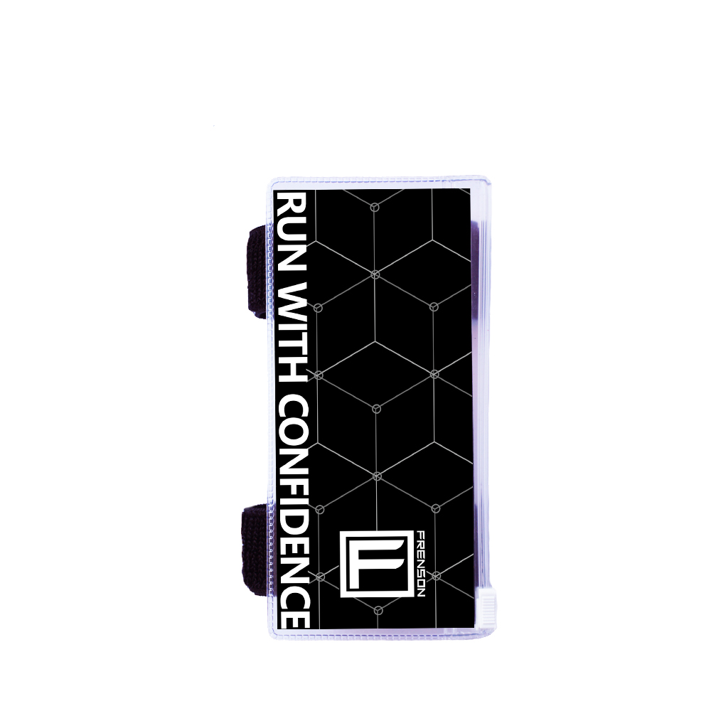 F-SERIES Black description holder, small