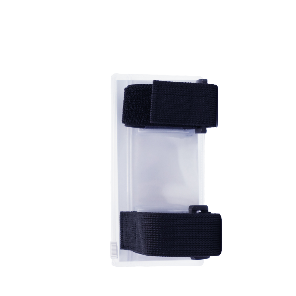 F-SERIES Black description holder, small
