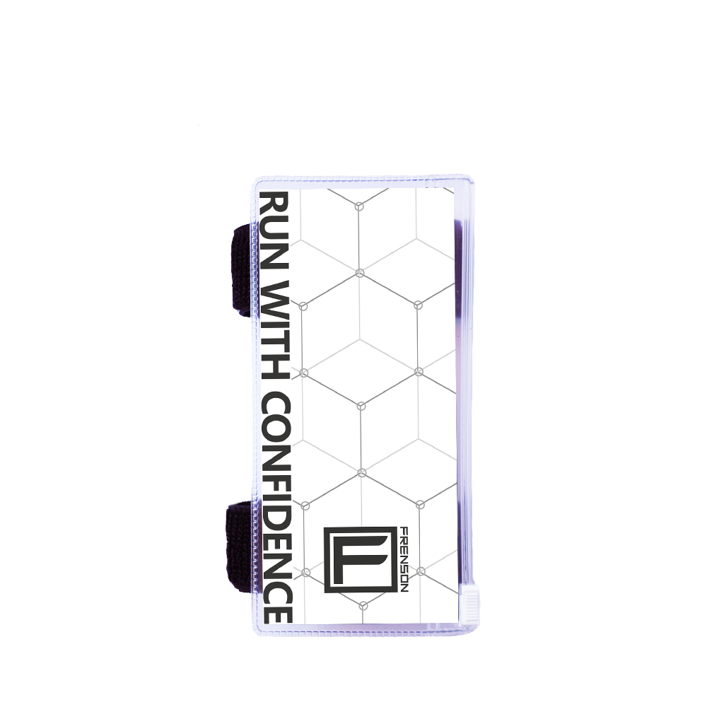F-SERIES White description holder, medium